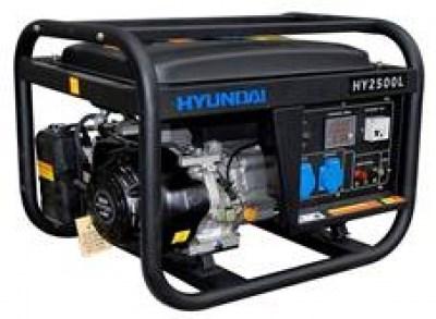 Máy phát điện xăng Hyundai HY 6000L hinh anh 1