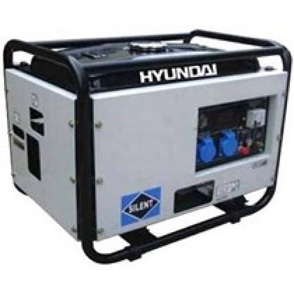Máy phát điện xăng Hyundai HY 6000S hinh anh 1