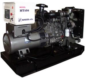 Máy phát điện dầu IVECO HT5I10 hinh anh 1