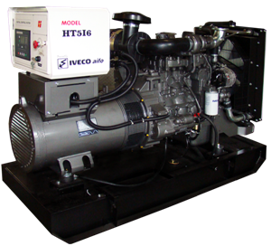 Máy phát điện dầu IVECO HT5I72 hinh anh 1