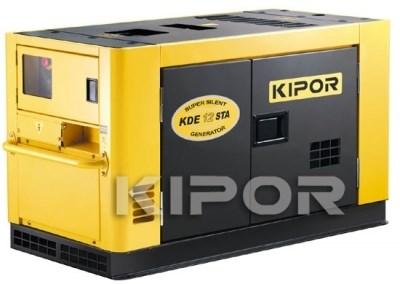 Máy phát điện Kipor KDE 100SS3 hinh anh 1