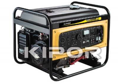 Máy phát điện Kipor KGE 4000X hinh anh 1