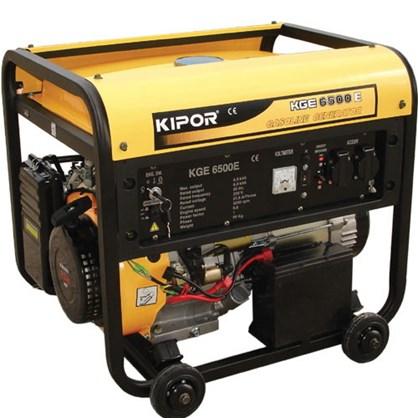 Máy phát điện Kipor KGE 6500E hinh anh 1