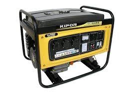 Máy phát điện Kipor KGE 6500X hinh anh 1