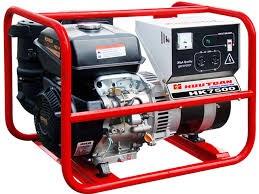 Máy phát điện xăng KOHLER HK7500 hinh anh 1