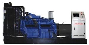 Máy phát điện dầu MTU HT5M100 hinh anh 1