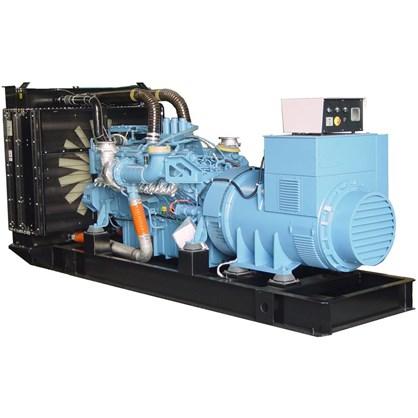 Máy phát điện dầu MTU HT5M135 hinh anh 1