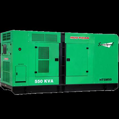 Máy phát điện dầu MTU HT5M65 hinh anh 1