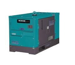 Máy phát điện Denyo TLG 12ESX hinh anh 1