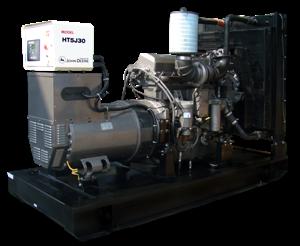 Máy phát điện dầu VOLVO HT5V10 hinh anh 1