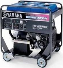 Máy phát điện Yamaha EF12000E hinh anh 1