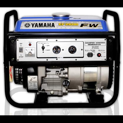 Máy phát điện Yamaha EF2600FW hinh anh 1
