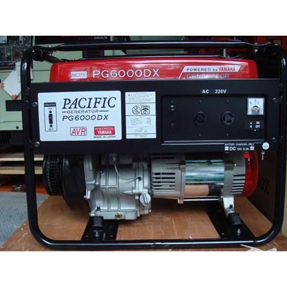 Máy phát điện YAMAHA PG6000DX hinh anh 1