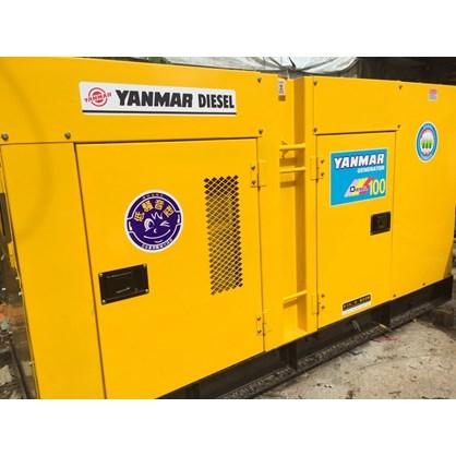 Máy phát điện Yanmar 100KVA hinh anh 1