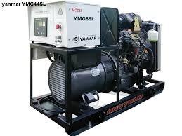 Máy phát điện dầu YANMAR YMG44SL hinh anh 1