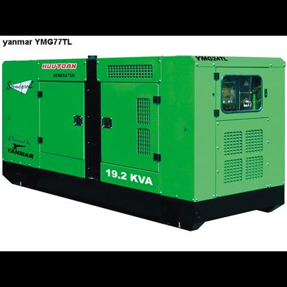 Máy phát điện dầu YANMAR YMG77TL hinh anh 1