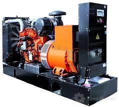 Máy phát điện công nghiệp GE NEF 160M hinh anh 1