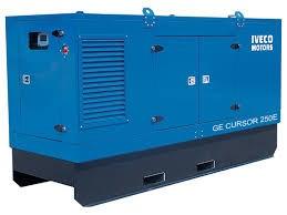 Máy phát điện công nghiệp GS CURSOR 250E hinh anh 1