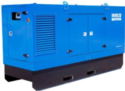 Máy phát điện công nghiệp GS NEF 160M hinh anh 1