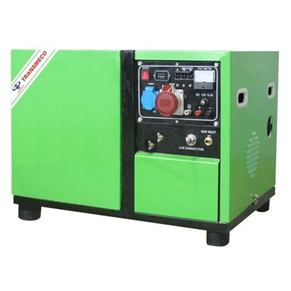 Máy phát điện dùng gas CC5000-LPG (Vỏ chống ồn ) hinh anh 1