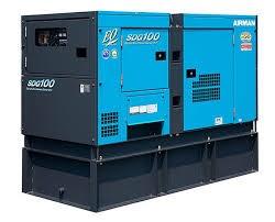 Máy phát điện công nghiệp SDG100S-3A5 hinh anh 1