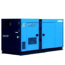 Máy phát điện công nghiệp SDG125S-3A6 hinh anh 1