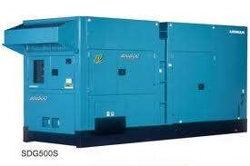 Máy phát điện công nghiệp SDG610S-3A1 hinh anh 1