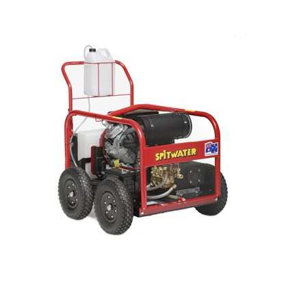 Máy phun rửa áp lực cao dùng máy xăng HP251SAE hinh anh 1