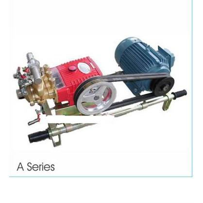 Máy rửa xe truyền động đai A Series hinh anh 1