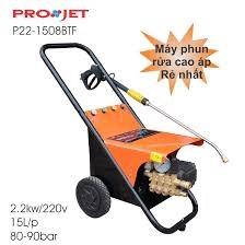 Máy rửa xe áp lực cao Projet P22-1508BTF hinh anh 1