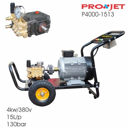 Máy rửa xe áp lực cao Projet P4000 hinh anh 1