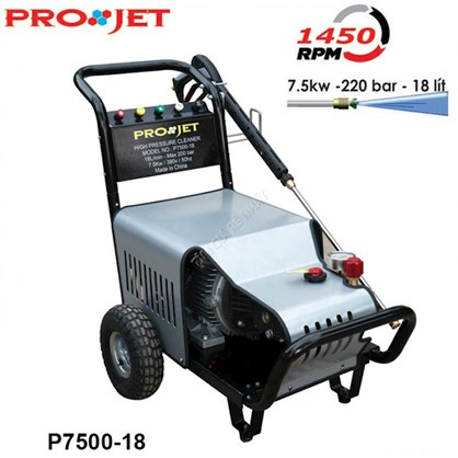 Máy phun rửa áp lực cao Projet P7500 hinh anh 1
