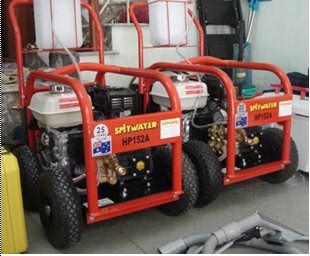 Máy rửa xe chạy bằng xăng 2500GFP(6.5 HP) hinh anh 1