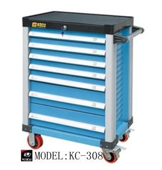 Tủ đựng đồ nghề đôi 7 ngăn KC-308 hinh anh 1