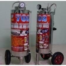 Máy rửa xe phun bọt tuyết Proly 702 chất liệu inox 304, dung tích 17 lít hinh anh 1