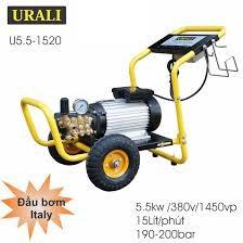 Máy phun rửa cao áp URALI U5.5-1520 hinh anh 1