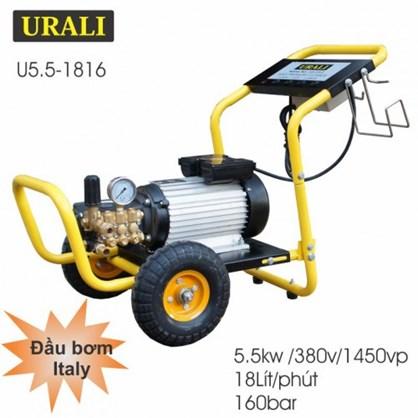 Máy phun rửa cao áp Urali U5.5-1816K hinh anh 1