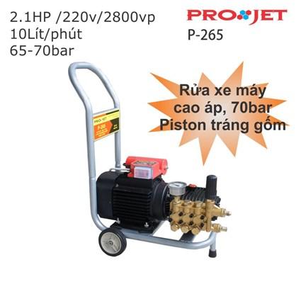 Máy rửa xe máy Projet P-265 hinh anh 1