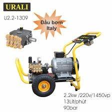 Máy rửa xe cao áp URALI 2.2kw U2.2-1309 hinh anh 1