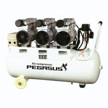 Máy nén khí giảm âm PEGASUS TM-OF550-70TH hinh anh 1