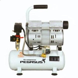 Máy nén khí giảm âm PEGASUS TM-OF550-9L hinh anh 1