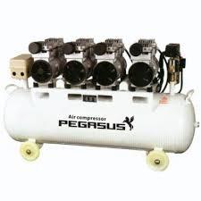 Máy nén khí giảm âm PEGASUS TM-OF750-90L hinh anh 1
