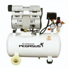 Máy nén khí giảm âm PEGASUS TM-OF550-24L hinh anh 1
