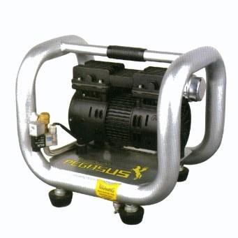 Máy nén khí giảm âm PEGASUS TM-OF550-3L hinh anh 1