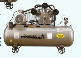 Máy nén khí một cấp PEGASUS TMV120/8 hinh anh 1