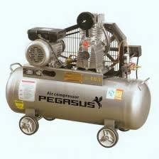 Máy nén khí một cấp PEGASUS TMV80/8 hinh anh 1