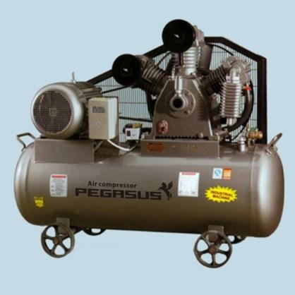 Máy nén khí dây đai PEGASUS TMW-0.9/16/ZG/CS hinh anh 1