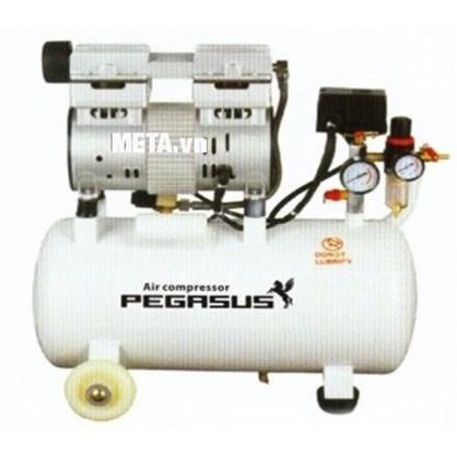 Máy nén khí không dầu, giảm âm Pegasus TM-OF550-35L hinh anh 1
