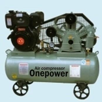 Máy nén khí dây đai Onepower OP-0.9/16/ZG-Q hinh anh 1