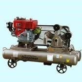 Máy nén khí dây đai Onepower OP0.9/16/ZG/CS hinh anh 1